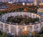 Bí mật về tòa nhà hình tròn độc, lạ ở Moscow