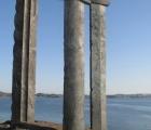 Ý nghĩa ba thanh kiếm 'khủng' dựng ở ngoại ô Stavanger, Na Uy