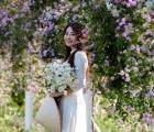Đừng bỏ lỡ thung lũng ngàn hoa giữa lòng Hà Nội