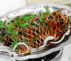Cá mú hấp - Hương vị Phan Thiết