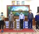 Tổng Lãnh sự quán Việt Nam và tỉnh Preah Sihanouk chung tay phòng chống dịch Covid-19