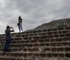 Các kim tự tháp Teotihuacan của Mexico mở cửa trở lại