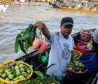 Cần Thơ triển khai du lịch xanh tại chợ nổi Cái Răng