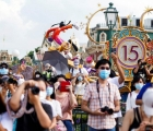 Dịch Covid-19 lắng dịu, Hong Kong (Trung Quốc) mở cửa lại Disneyland