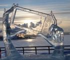 Lễ hội điêu khắc băng tại Izhevsk, Cộng hòa Udmurt (LB Nga)