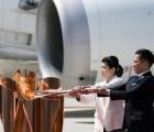 Nhật Bản: Lễ rước đuốc Olympic Tokyo sẽ thiếu vắng vận động viên rước đuốc quốc tế