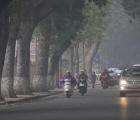 Thời tiết hôm nay: Hà Nội có mưa, trời rét