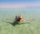 Không chỉ có cảnh quan ngoạn mục, Biển Chết còn mang lại những lợi ích đáng ngạc nhiên cho du khách