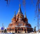 Ngôi đền thiêng của những người thợ rèn súng Kalashnikov