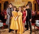 Ninh Dương Lan Ngọc và dàn sao Việt đọ sắc trên thảm đỏ công chiếu 'Gái già lắm chiêu V'
