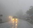 Thời tiết hôm nay: Bắc Bộ có mưa nhỏ và sương mù