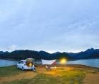 5 địa điểm cắm trại tuyệt đẹp gần Hà Nội cho ngày nghỉ lễ