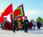 Cần Thơ lần đầu tổ chức nghi thức Lễ giỗ Tổ Hùng Vương tại Đền thờ Vua Hùng