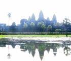 Để lại dấu chân Angkor Wat