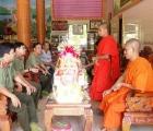 Đồng bào Khmer Vĩnh Long đón Tết Chôl Chnăm Thmây trong niềm vui mới