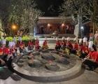 Khai trương tour du lịch đêm Đền Hùng ''Trở về cội nguồn - Linh thiêng đất Tổ''