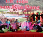 Lễ hội Then Kin Pang - nơi hội tụ văn hóa đặc sắc của người Thái trắng Lai Châu