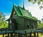 Ngôi chùa vỏ chai - Kiến trúc 'có một không hai' ở Thái Lan
