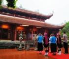 Quảng Ninh: Đền Xã Tắc đón nhận bằng xếp hạng di tích Quốc gia