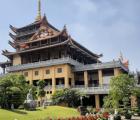Thăm ngôi chùa có khuôn viên rộng tới 20.000m2