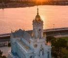 Cận cảnh nhà thờ bằng gang đúc đẹp nhất thế giới