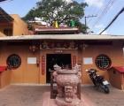 Độc nhất vô nhị ngôi chùa thờ 'Bà Hỏa' giữa lòng thành phố Sóc Trăng