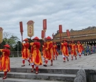 Tạm hoãn các hoạt động biểu diễn, phục vụ du khách tại di tích Huế