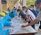 Tối 9/5, Việt Nam ghi nhận 77 ca mắc COVID-19 trong cộng đồng