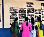 Triển lãm về hình ảnh và hình tượng Chủ tịch Hồ Chí Minh trong điện ảnh