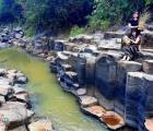 Gia Lai: Mê đắm vẻ đẹp hoang sơ của suối đá núi lửa Ia Ruai