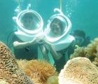 Lặn biển Nhơn Hải mùa rong mơ