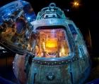 Nơi du khách trải nghiệm không gian vũ trụ trên Trái Đất