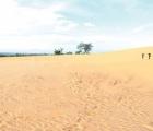 Phiêu lưu cùng 'đồi cát bay' Mũi Né