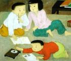 Triển lãm lớn tranh của họa sỹ Mai Trung Thứ tại Pháp