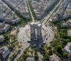 Châu Âu tuyệt đẹp nhìn từ trên cao