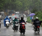 Thời tiết hôm nay: Bắc Bộ và Thanh Hóa có mưa lớn diện rộng