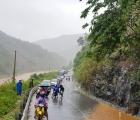 Thời tiết hôm nay: Tây Bắc Bắc Bộ, Tây Nguyên và Nam Bộ có mưa rào và dông