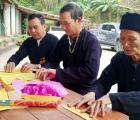 Độc đáo Lễ 'Áy lay' của người Dao họ ở Khe Mụ