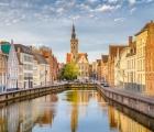 Một ngày khám phá thành phố đẹp nhất nước Bỉ