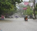 Thời tiết hôm nay: Mưa lớn và dông trên diện rộng