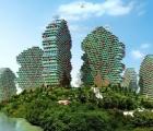 Khách sạn với gần 7.000 phòng, giống hình cây khổng lồ