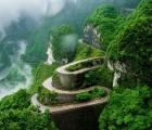 Nghẹt thở với 99 khúc cua trên con đường khó chinh phục bậc nhất thế giới