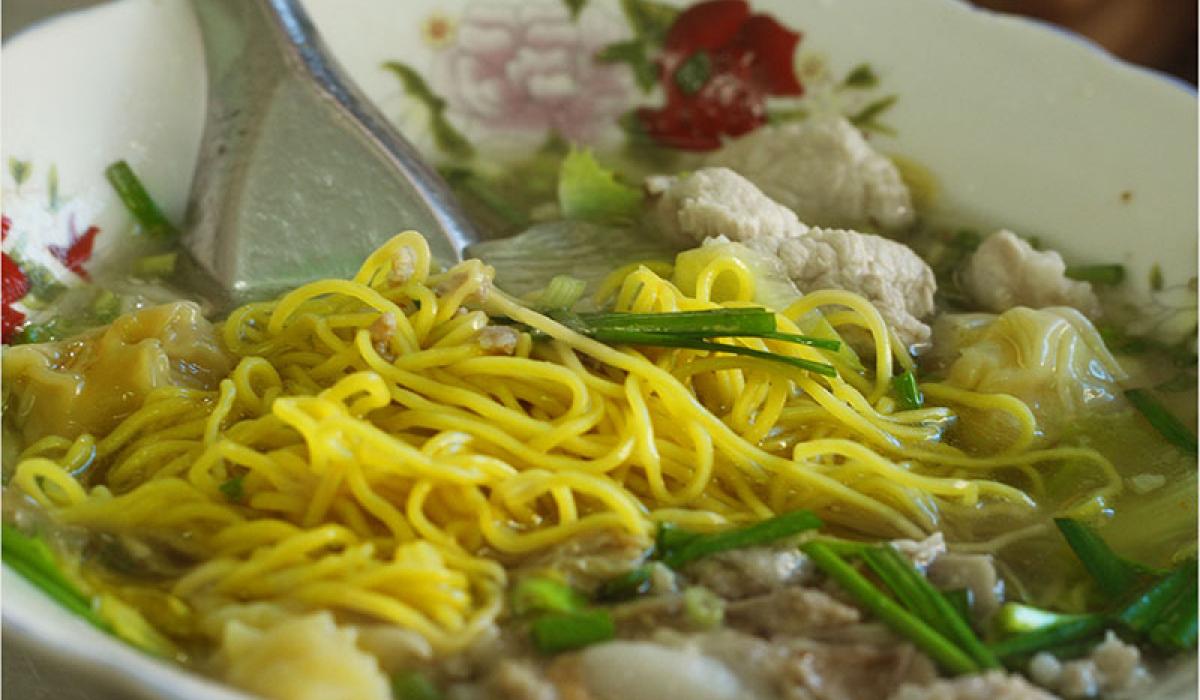 Địa điểm ăn uống Vũng Tàu: Mì thảy Nghiệp Ký
