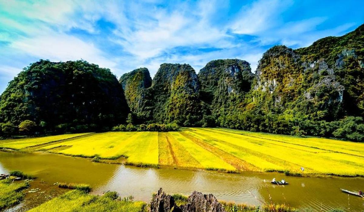 Tam Cốc - Bích Động - Kênh truyền hình Đài Tiếng nói Việt Nam - VOVTV