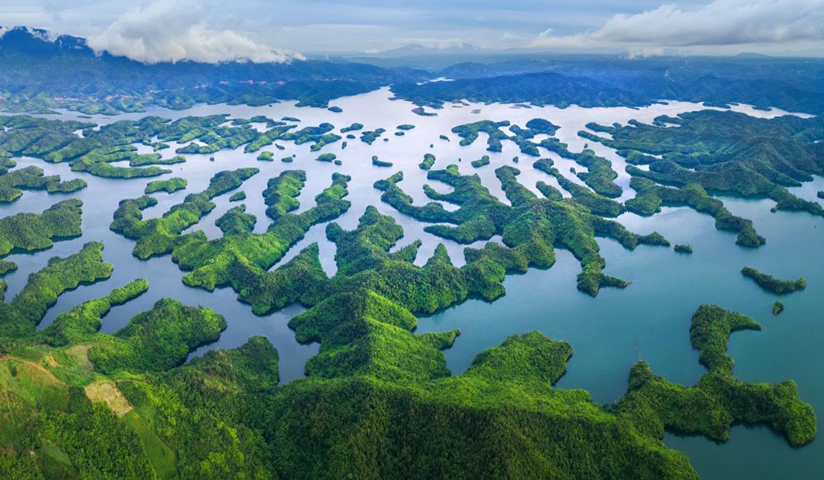 Hồ Tà Đùng - Truyền hình Văn hóa Du lịch (Vietnam Journey)