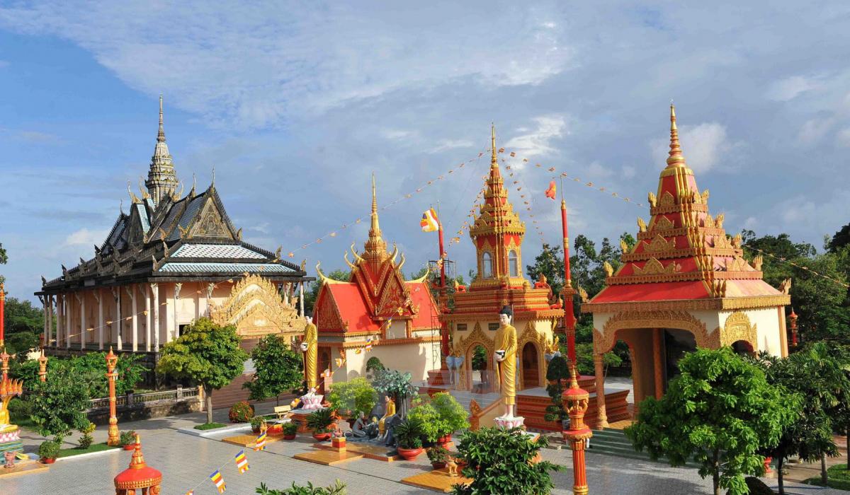 Chùa Xiêm Cán - Truyền hình Văn hóa Du lịch (Vietnam Journey)