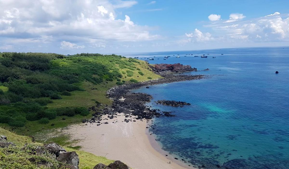 Đảo Phú Quý: Nên đến ít nhất một lần trong đời - Kênh truyền hình Đài Tiếng  nói Việt Nam - VOVTV