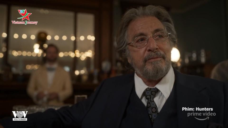 """""""Lão làng"""" Hollywood Al Pacino chào tuổi 80 với bộ phim mới"""