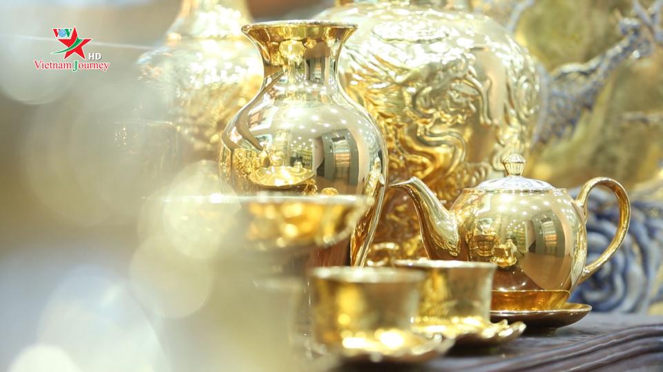 Gốm sứ tâm linh Nason: Sự hiếu nghĩa và năng lượng