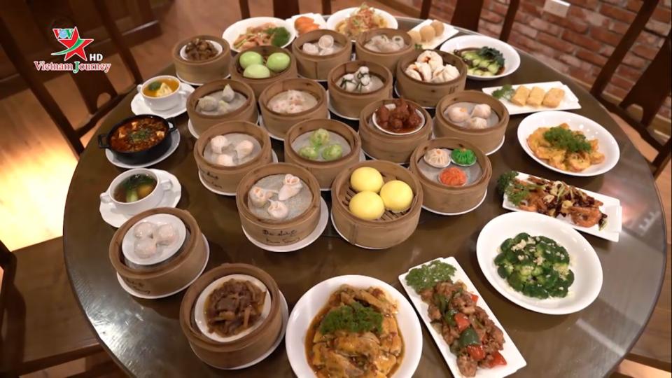 Dimsum Đại Hưng - Tinh hoa ẩm thực Hongkong